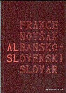 Albansko-slovenski slovar