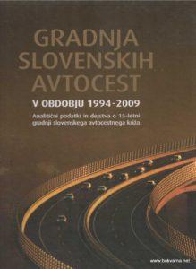 GR. SLOV. AVTOCEST 1994-2009
